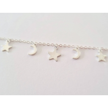 Bracelet Constellation argent